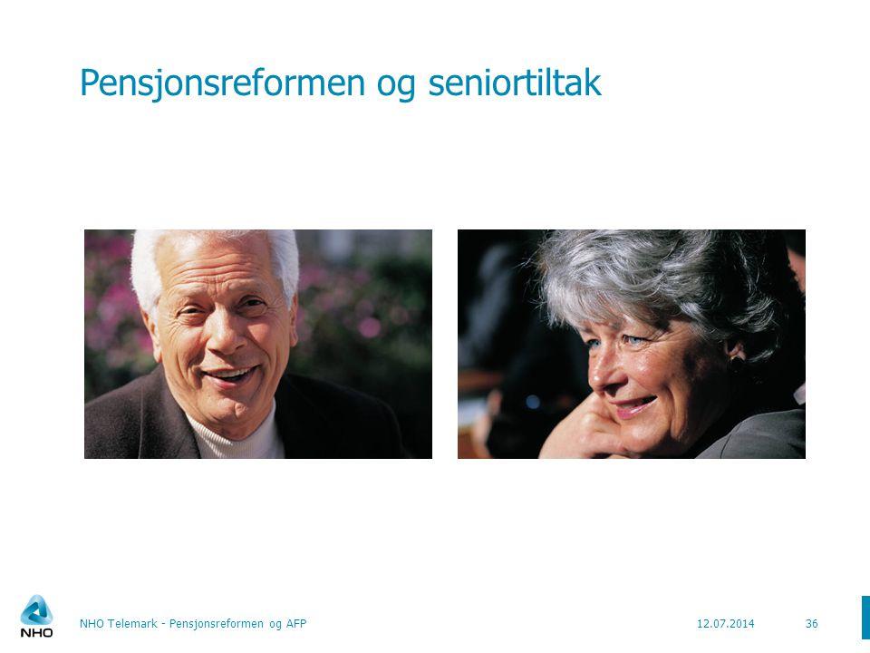 Valgfrihet  Ny og stor valgfrihet mht.penger og uttak  Hva med arbeidstidsordninger.