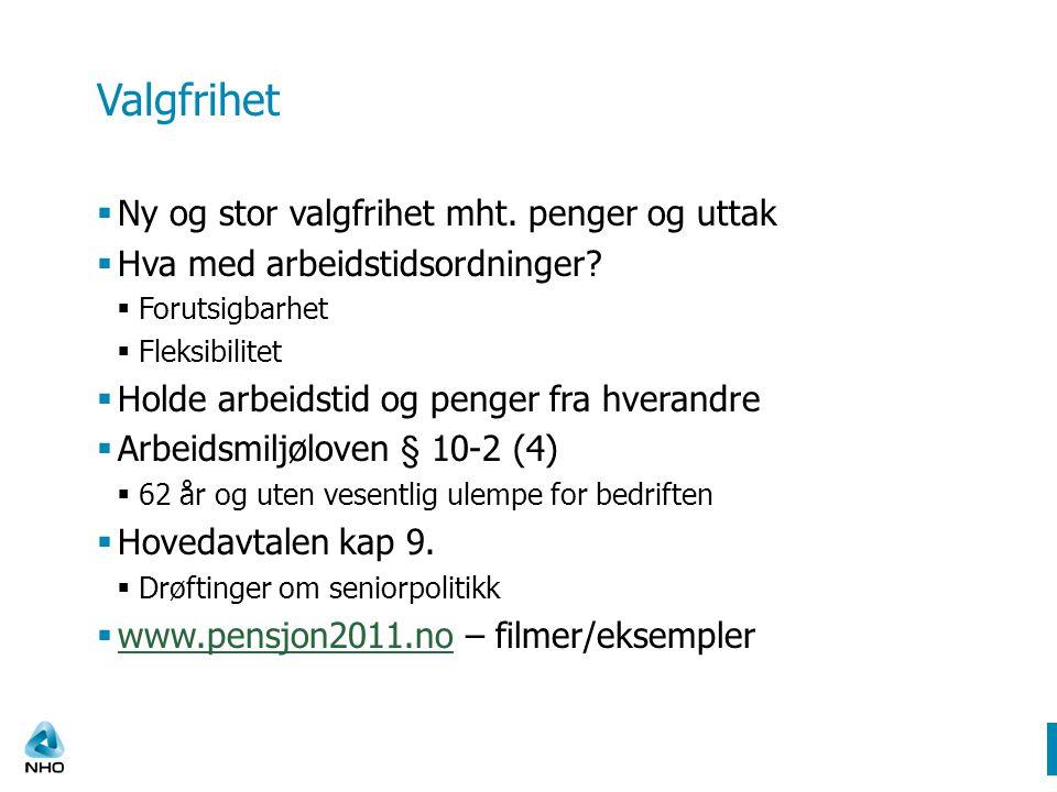 Offentlig NHO Telemark - Pensjonsreformen og AFP3812.07.2014