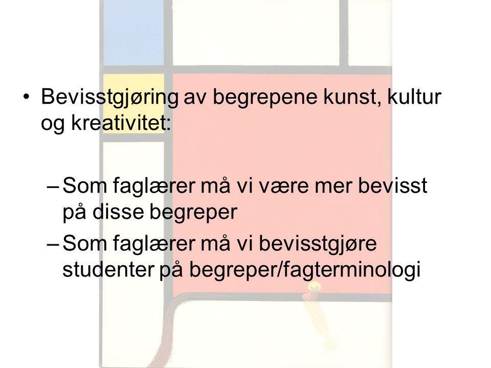 Andre samarbeidspartnere (Del III, kapittel 5 / 5.7) Museer Bjørn Sortland og Lars Elling (1993) Raudt, blått og litt gult , Det Norske Samlaget.