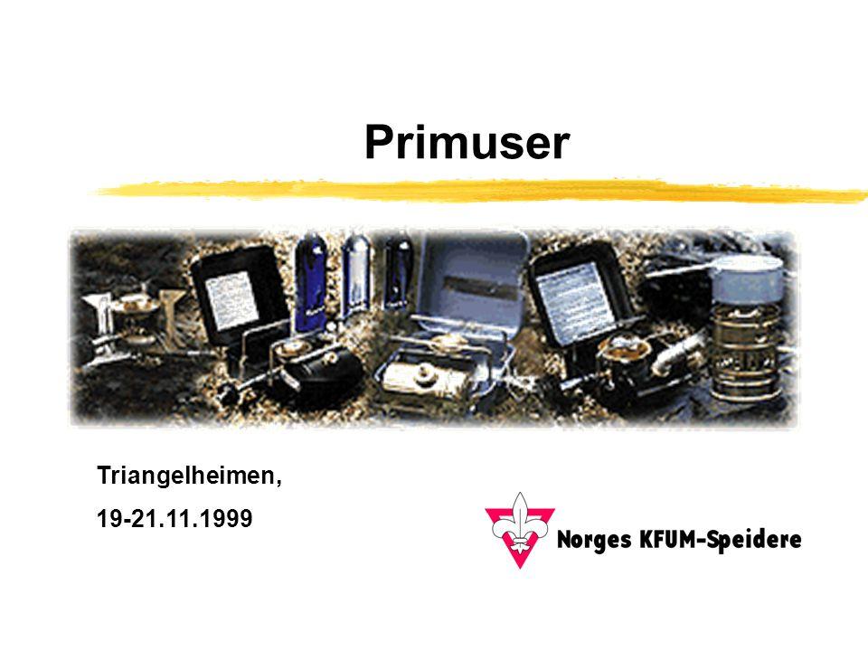 Primuser Triangelheimen, 19-21.11.1999