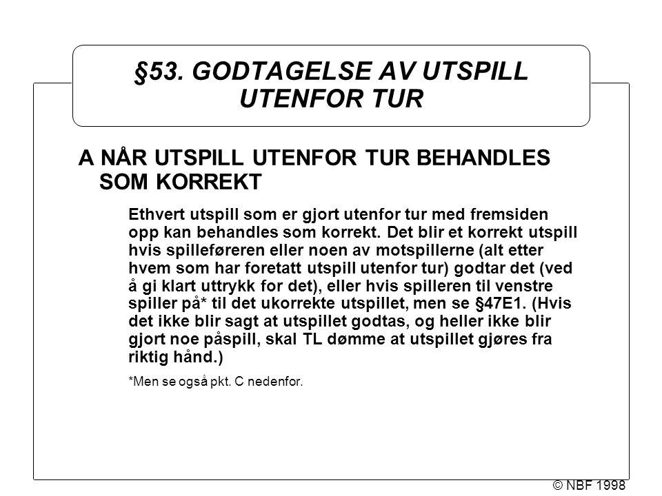 © NBF 1998 §53.