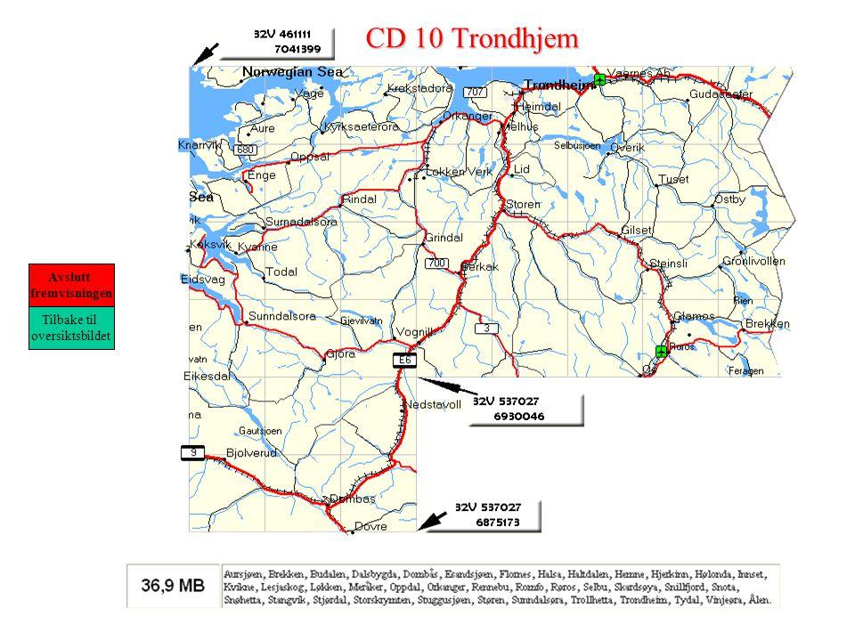 CD 10 Trondhjem Tilbake til oversiktsbildet Avslutt fremvisningen