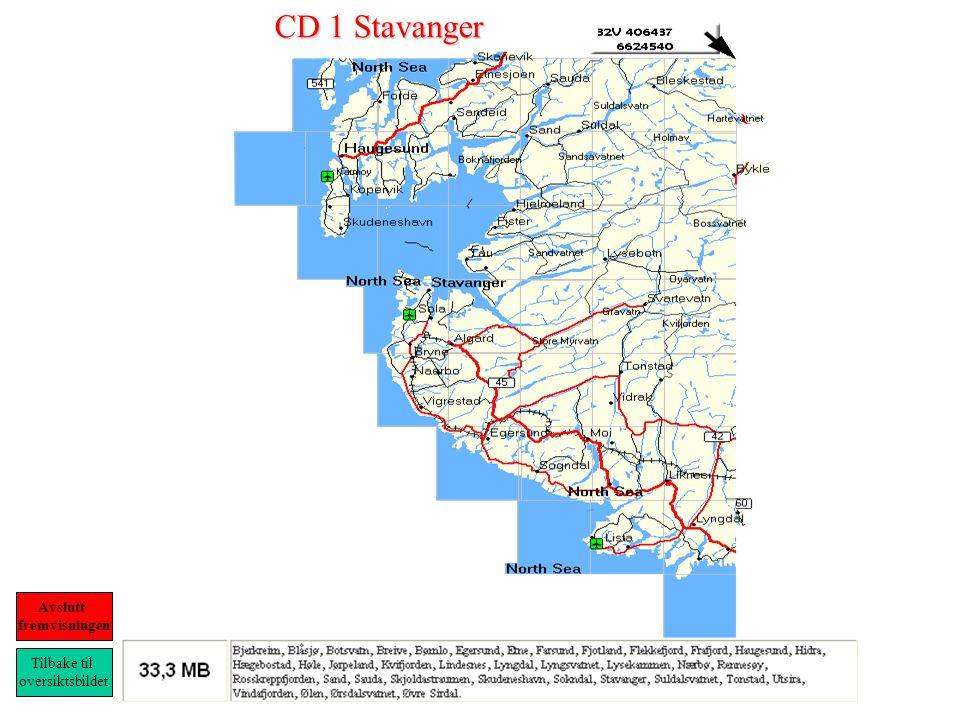 CD 1 Stavanger Tilbake til oversiktsbildet Avslutt fremvisningen