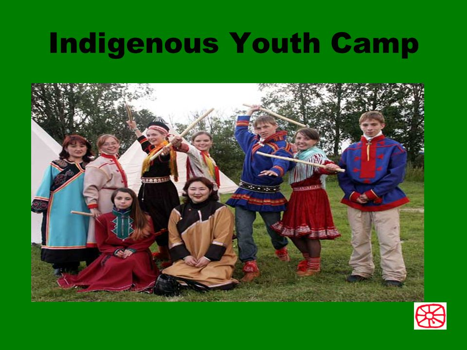 Indigenous Youth Camp