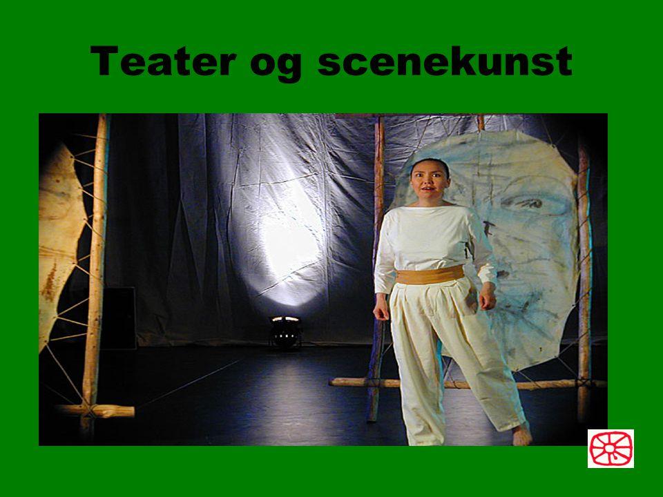 Teater og scenekunst