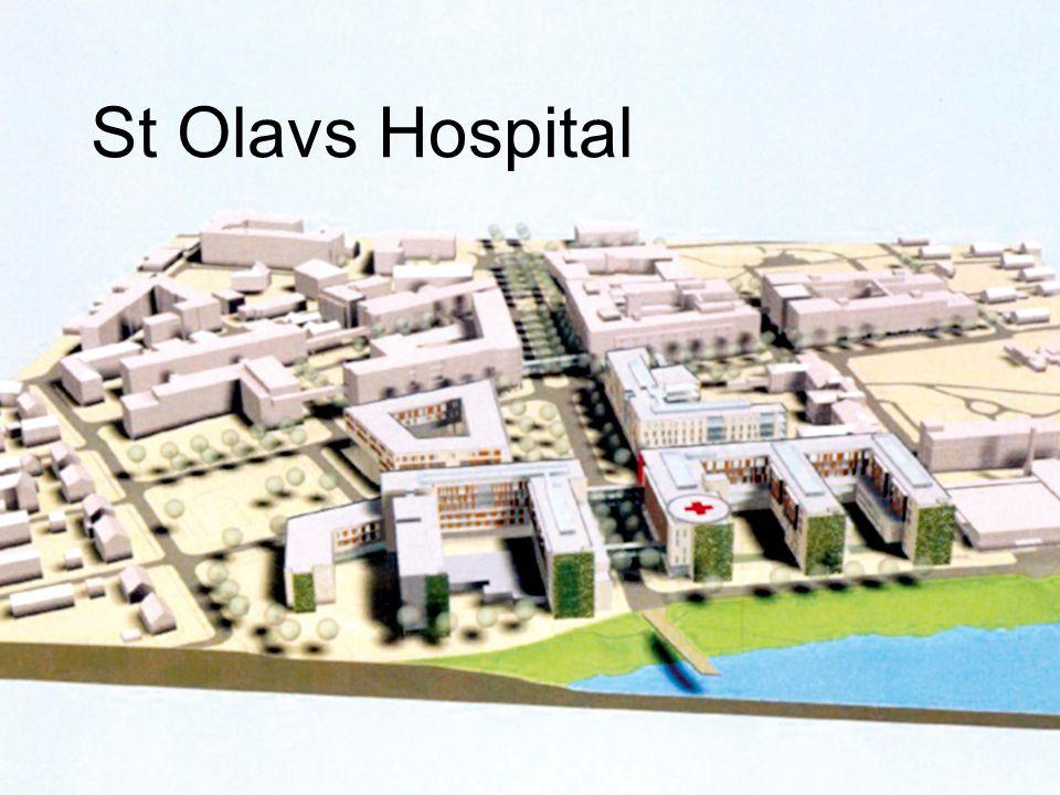 St Olavs Hospital