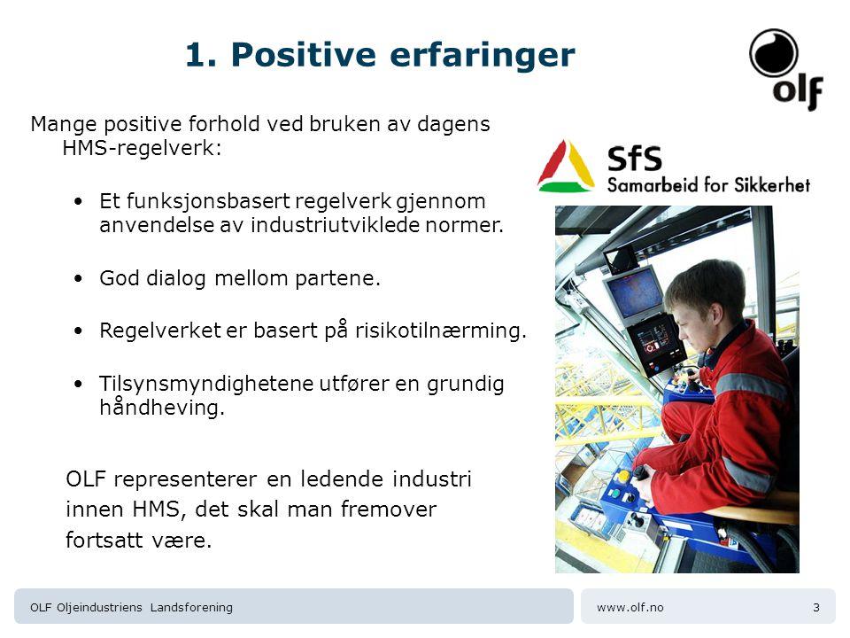www.olf.noOLF Oljeindustriens Landsforening3 1.