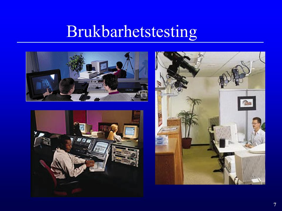 8 Usability Labs