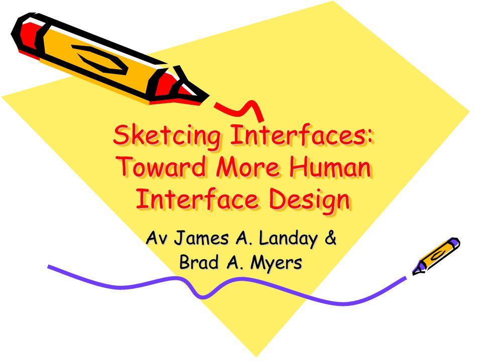 Om artikkel: Beskriver verktøyet SILK –UI-verktøy –Generer brukergrensesnitt ut i fra enkle skisser –Enkelt å lage storyboards