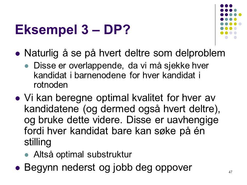 47 Eksempel 3 – DP.