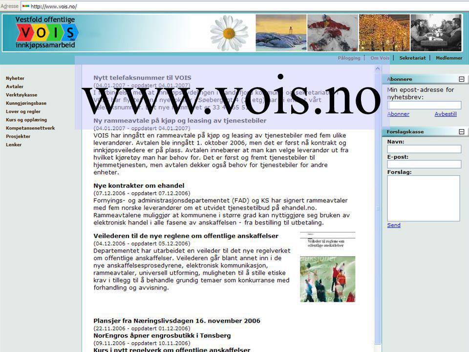 21 www.vois.no