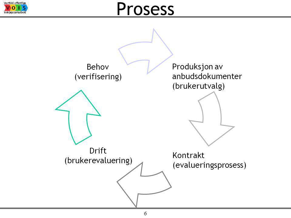 6 Prosess