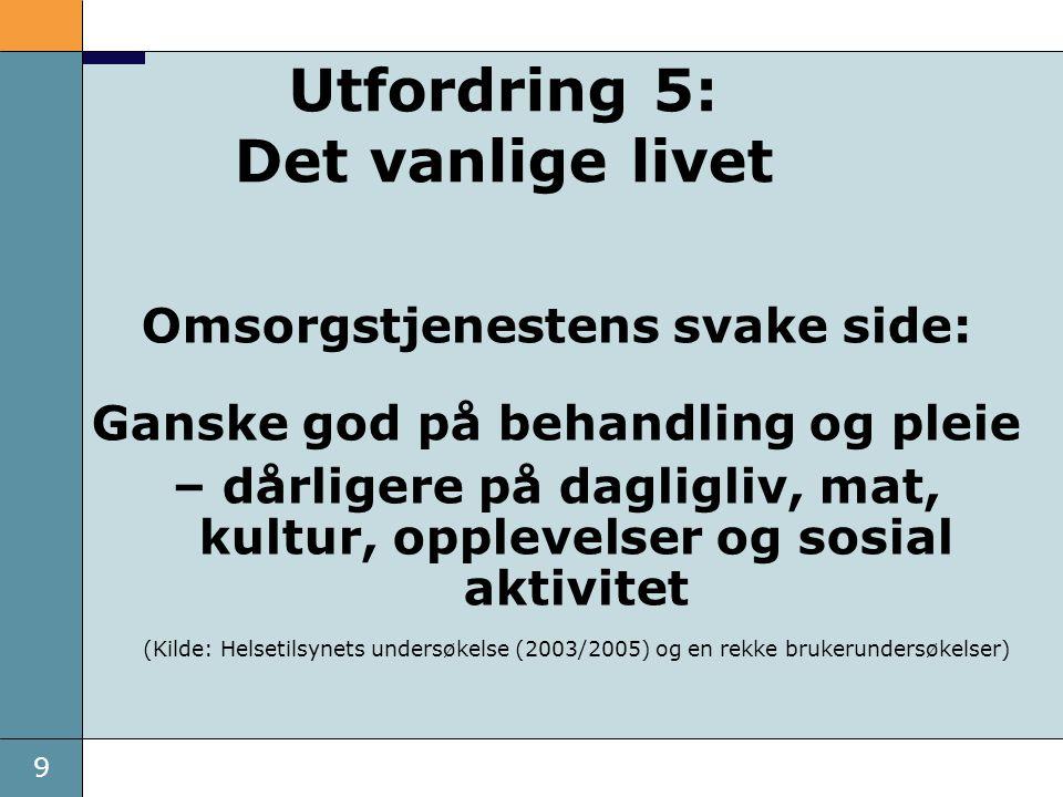20 Den nordiske modellen Velferdsordninger + likestilling = Høy yrkesaktivitet og fertilitet Omsorgstjenestene av betydning for framtidas økonomiske og demografiske bæreevne