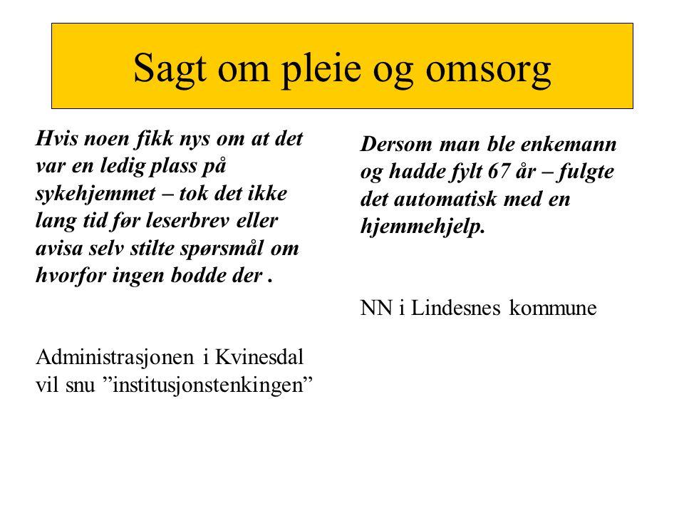 Ansatte Tjenesten/kommunen Ansatte scorer best Kommunene setter mål på punktlighet