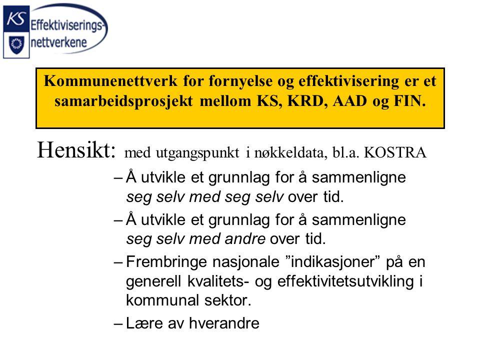 Innsatsfaktor Resultater Er Porsgrunn effektive ? Porsgrunns mål?