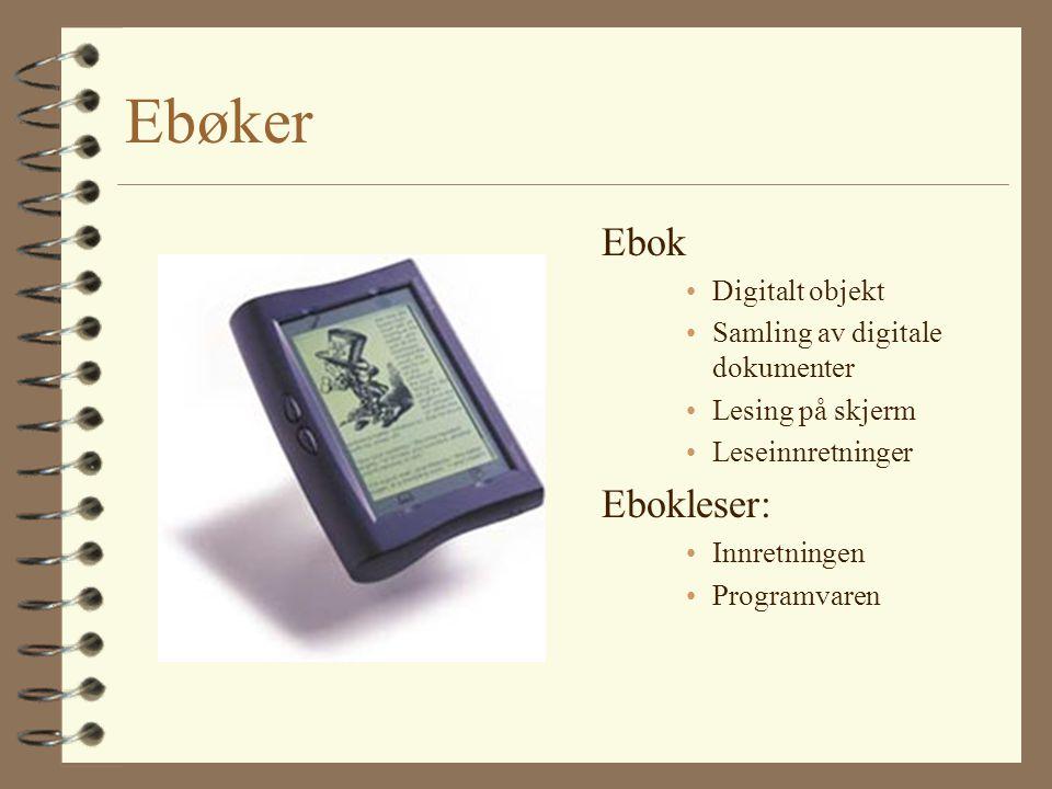 Ny produksjonsflyt Forfatter Wordmaler Fotograf Forlag XML MAM Bok Quark/(Pdf) PoD (Pdf) Ebok (Pdf) Ebok Oeb MS-Reader Rocket Palm, MobiPocket etc.