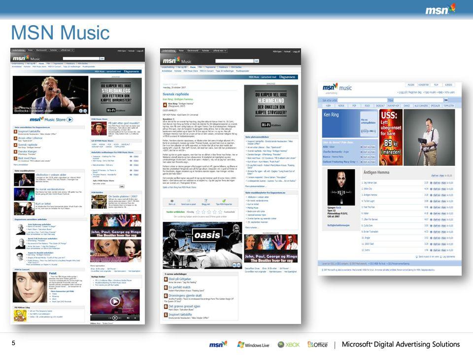 555 MSN Music