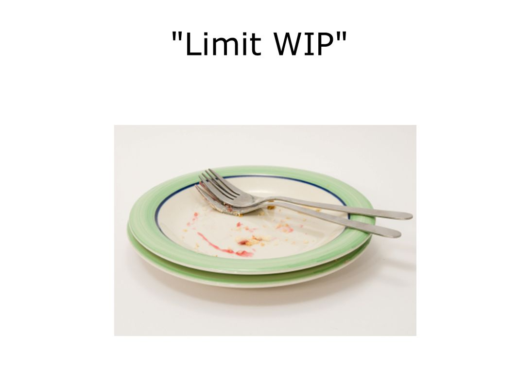 Limit WIP