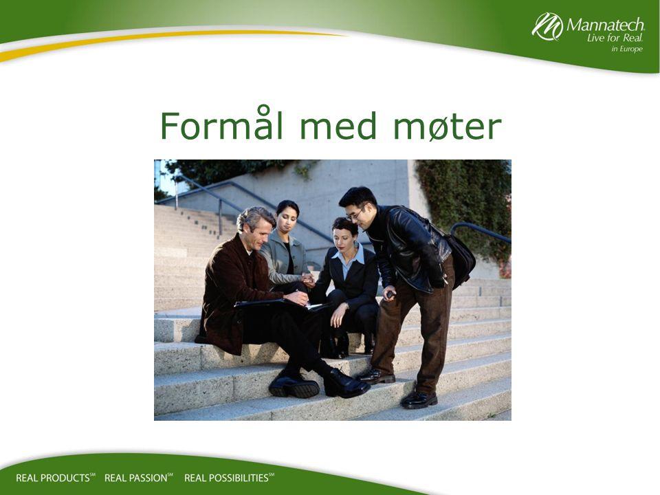Møte mekanikker Målet med ethvert møte skal være å utvide virksomheten din og tiltrekke potensielle medlemmer å dele planen og muligheten med.