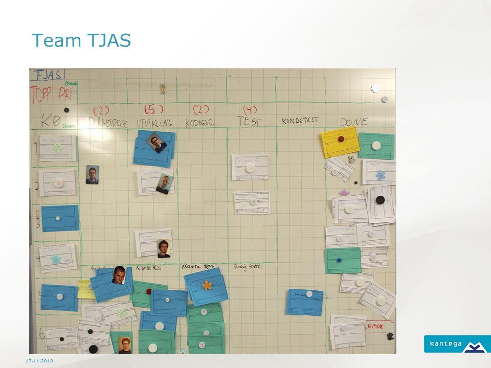Team TJAS 17.11.2010