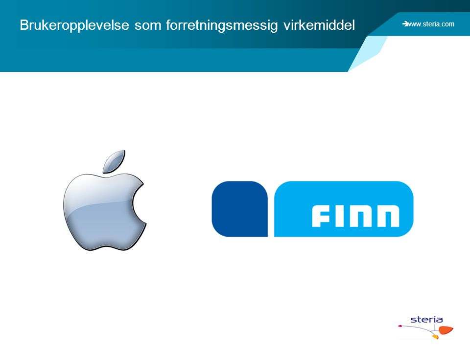 www.steria.com Ketil Storvik