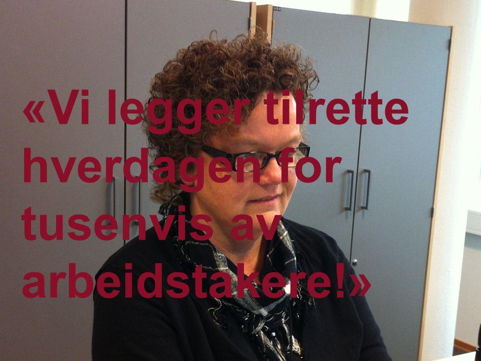 www.steria.com Fjerne hindringer