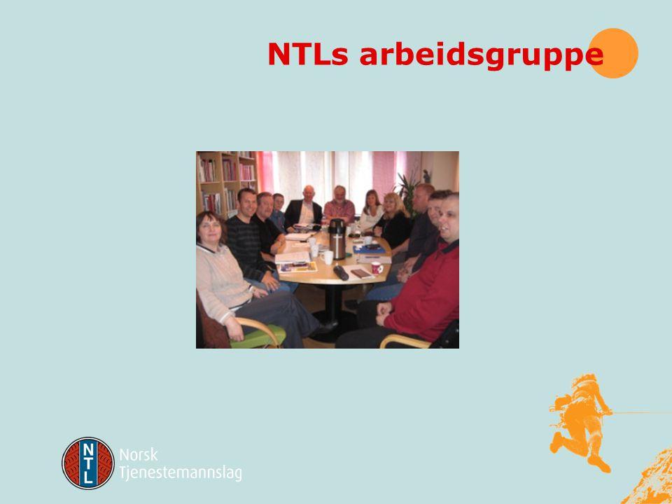 NTLs arbeidsgruppe