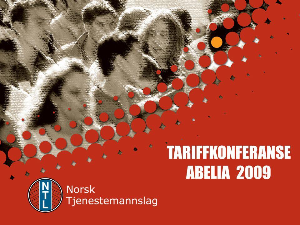 TARIFFKONFERANSE ABELIA 2009
