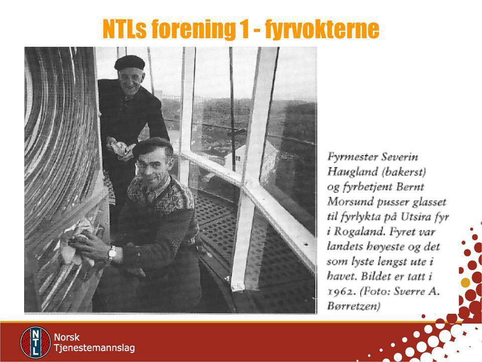 NTLs forening 1 - fyrvokterne