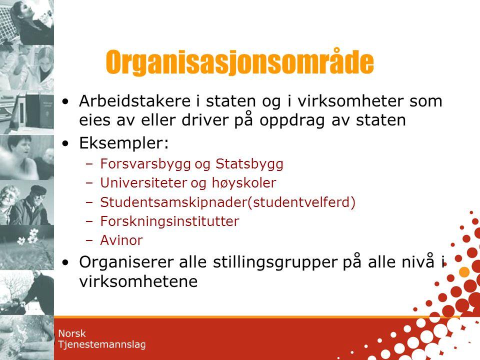 Landsforening Sentraladministrasjonen-3.478 medl.