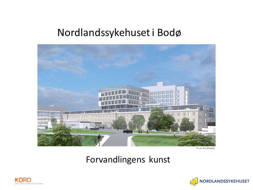 Forvandlingens kunst Nordlandssykehuset i Bodø