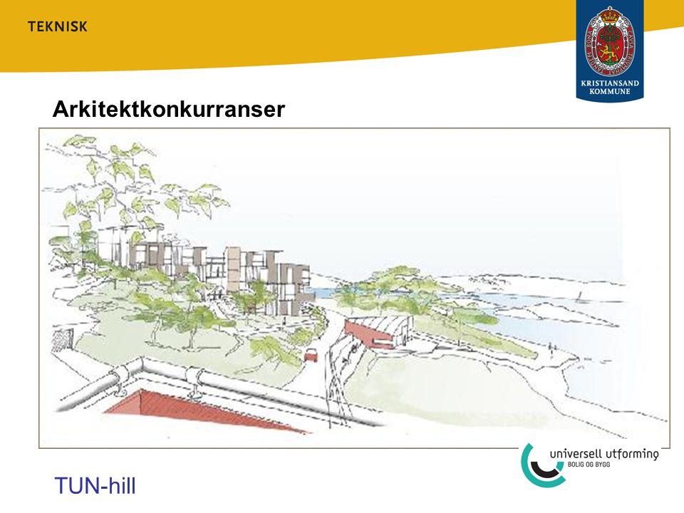 TUN-hill Arkitektkonkurranser