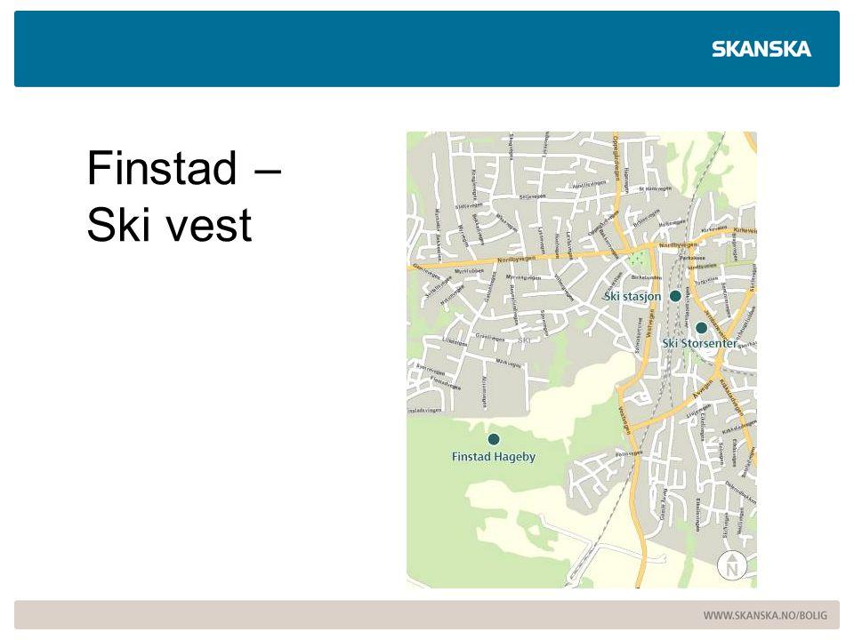 Finstad – Ski vest