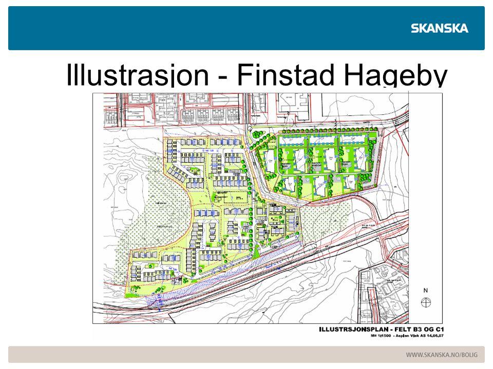 Bakgrunn  Finstad Hageby arena for spennende pilotprosjekt  Husbanken, Ski kommune,Informasjonsprogrammet, Byggekostnadsprogrammet  Nordisk ministerråd delfinansierer prosjektet stadsplanering for alle - der fokus er universell utforming.