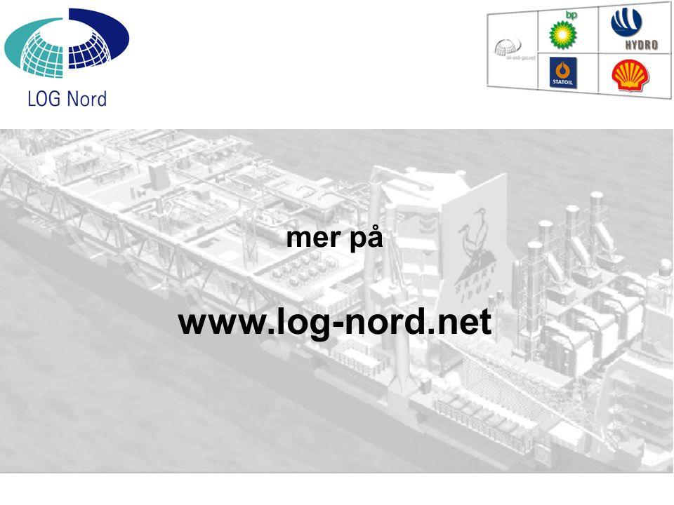 mer på www.log-nord.net
