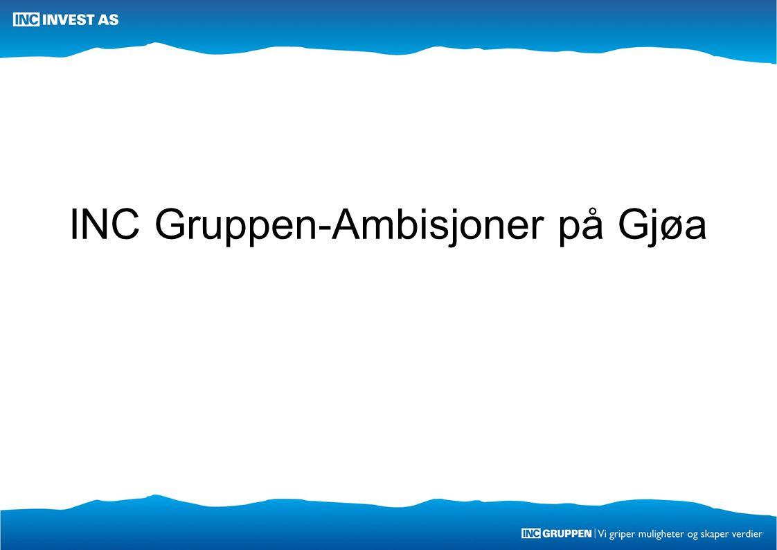 INC Gruppen-Ambisjoner på Gjøa