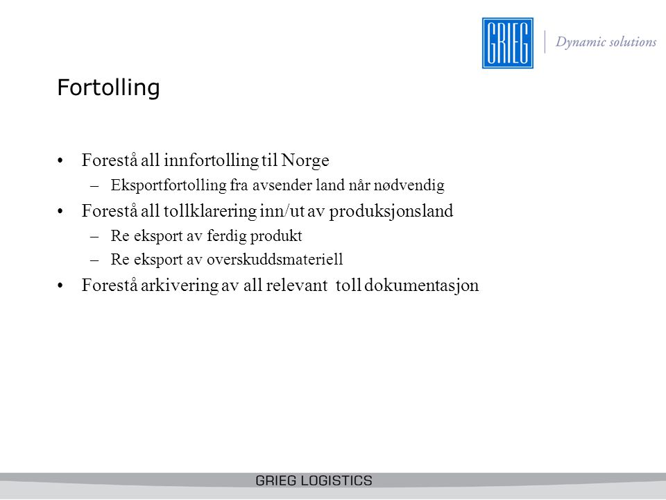 Lasting Slug cather Bremen – Verdal 3500t av 10500t