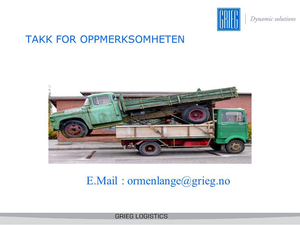 Project Ormen Lange Volum –3 kv 2005 60 % completed –2 kv 2006 95 % compleded