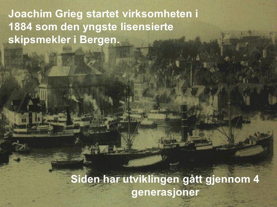 Agenda Grieg Logistics Ormen Lange –Utfordringer og muligheter