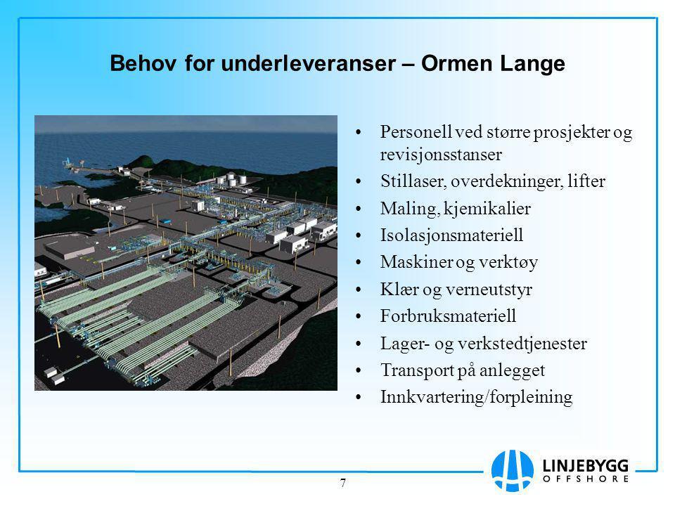 8 Linjebygg Offshore – eks.
