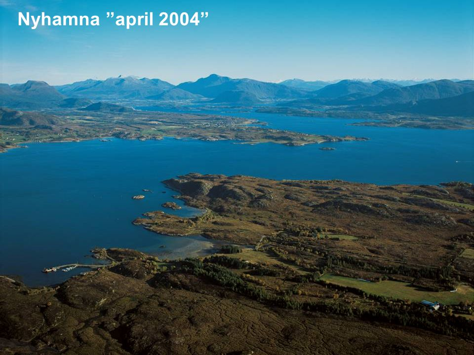 Date: 2007-09-26 Page: 14 Nyhamna april 2004