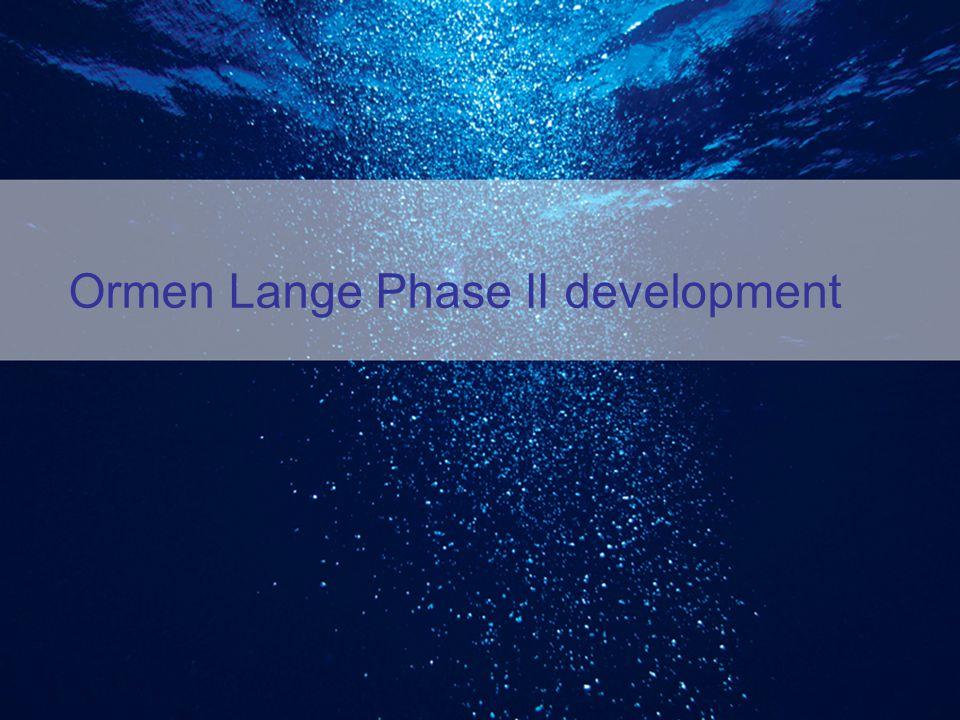 Date: 2007-09-26 Page: 27 Ormen Lange Phase II development
