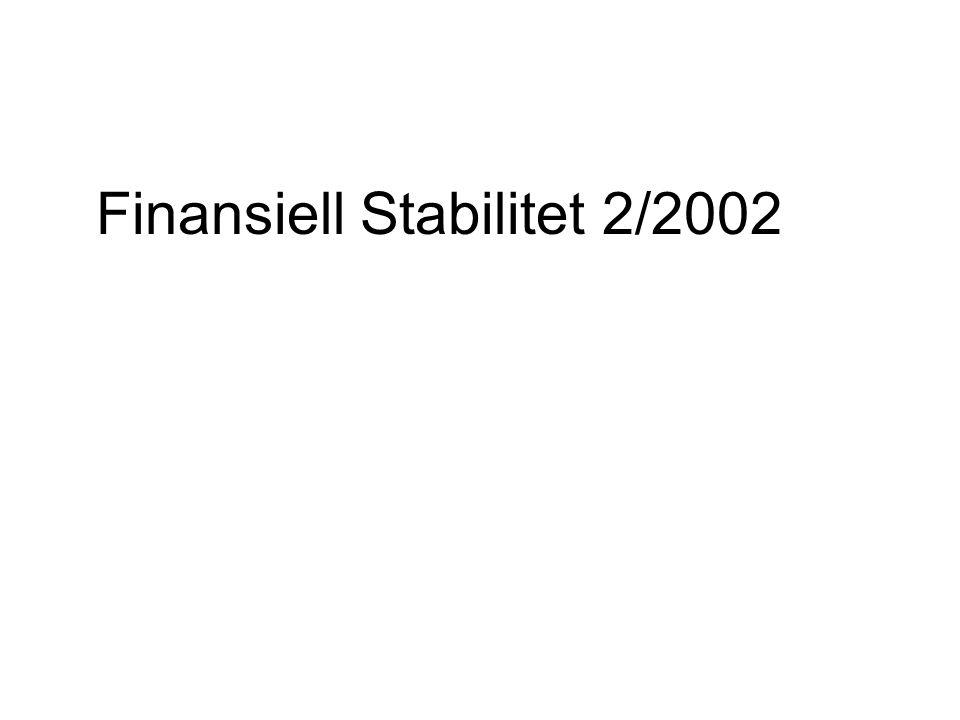 Finansiell Stabilitet 2/2002
