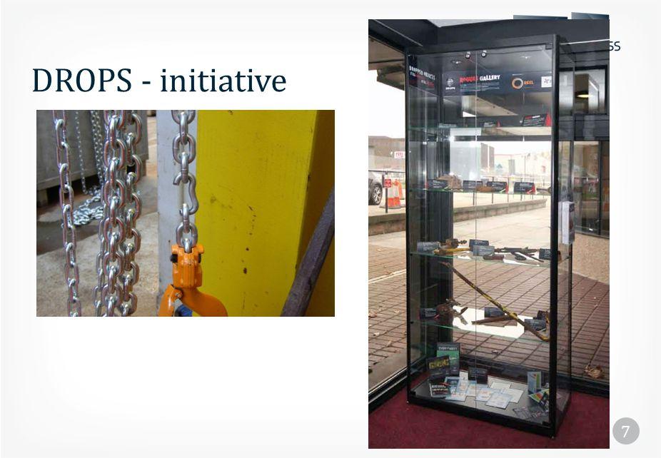 DROPS - initiative 7