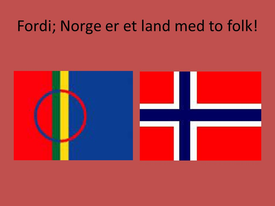 Samenes historie i norge