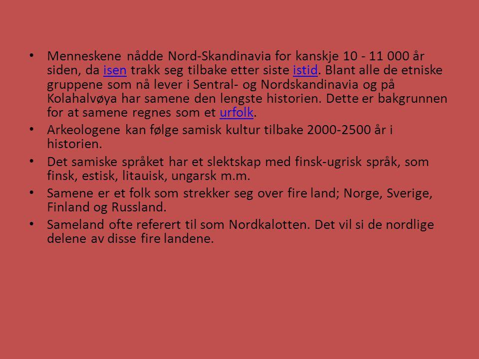 Fornorskningen kan gjenkjennes i arkitekturen i Sameland, bygg som Solhov folkehøgskole i Lyngen og Neiden kirke i Sør-Varanger er bygd i norsk, tradisjonell stil for skape tilknytning til det øvrige Norge.