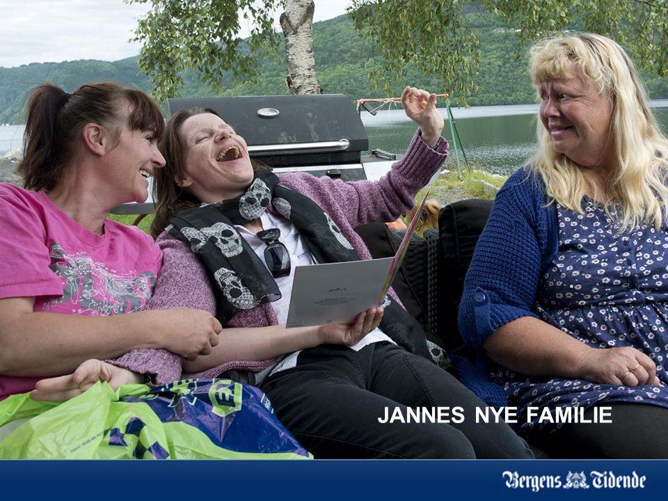 JANNES NYE FAMILIE