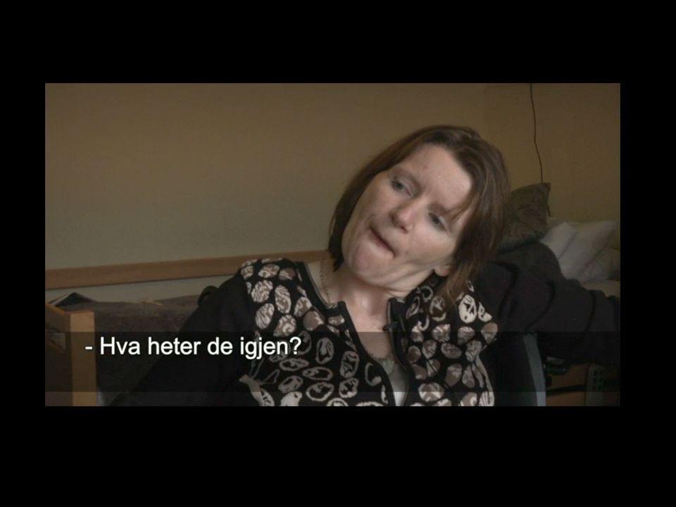 LEGEJOURNALEN «Kvinne med meget komplisert sosial bakgrunn, uføretrygdet pga.