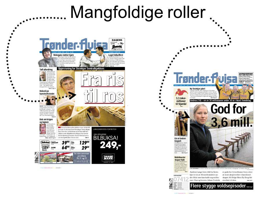 Mangfoldige roller