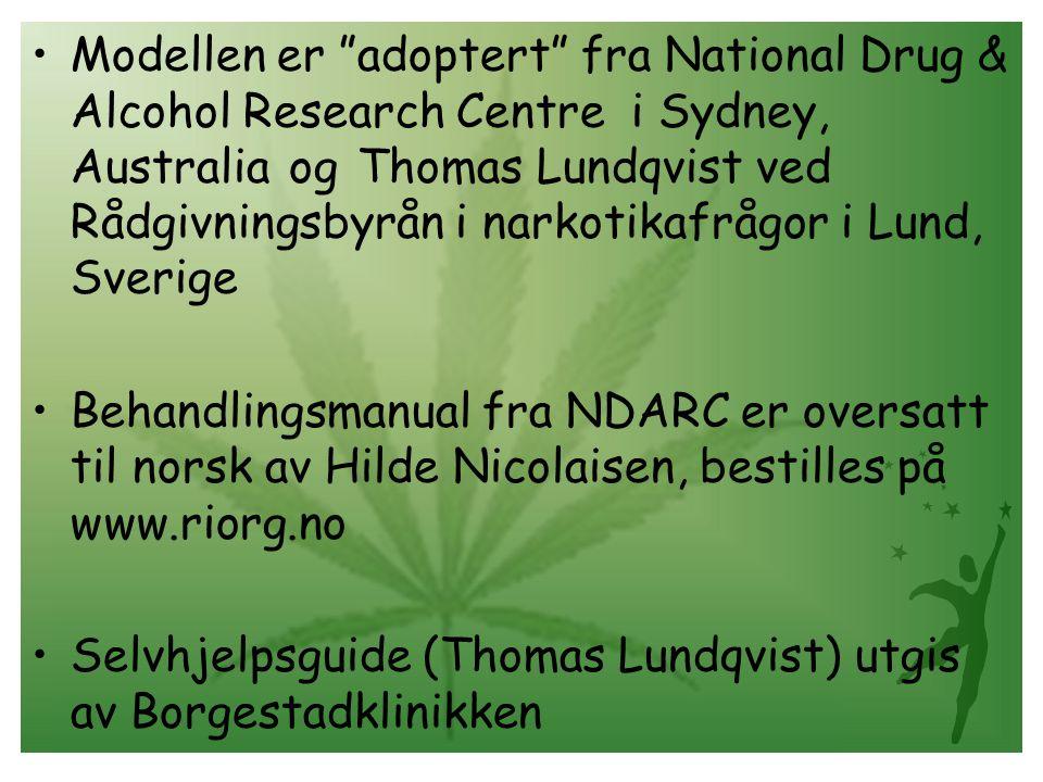 Prosjektet er et samarbeid mellom Tromsø kommune ved Rus og Psykiatritjenesten og Rusmisbrukernes Interesseorganisasjon Prosjektleder Hilde Nicolaisen